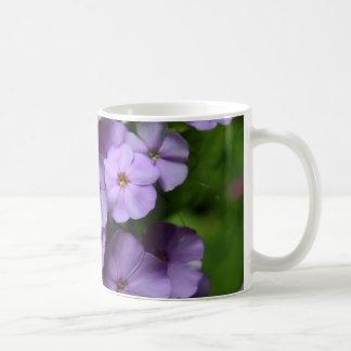 North Carolina Phlox Flowers Classic White Coffee Mug