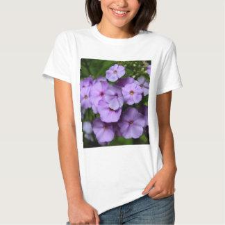 North Carolina Phlox Flowers T Shirts