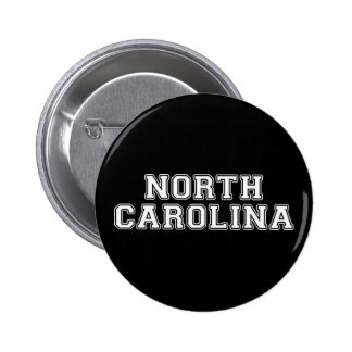 North Carolina Pinback Button
