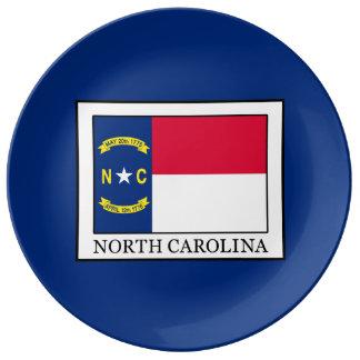 North Carolina Plate