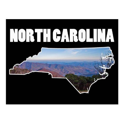 Handmade Baskets North Carolina : North carolina postcard zazzle