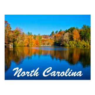 north carolina postcard