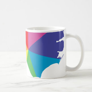north carolina pride. coffee mug