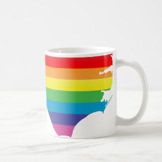 north carolina pride mugs