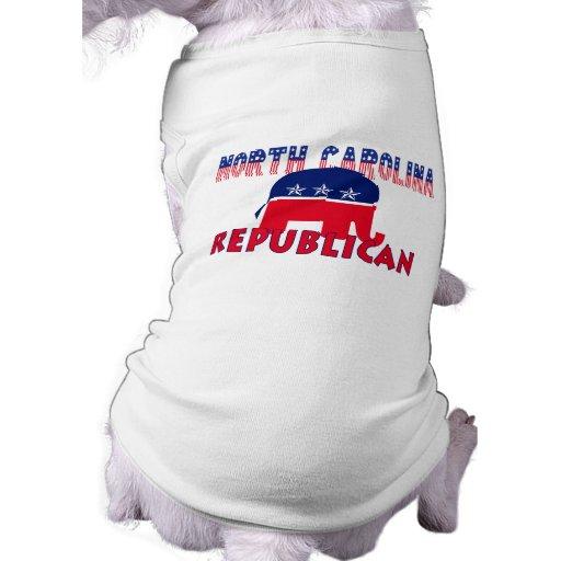 North Carolina Republican Pet Tee