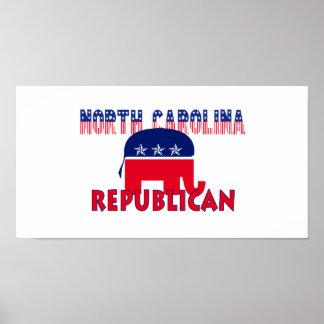 North Carolina Republican Poster