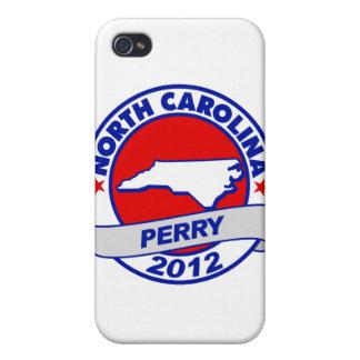 North Carolina Rick Perry iPhone 4/4S Covers