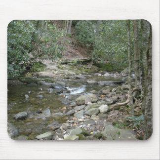 North Carolina River Mouse Pad