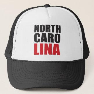 North Carolina Rocks! State Spirit Gifts and Appar Trucker Hat