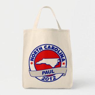 North Carolina Ron Paul Bag