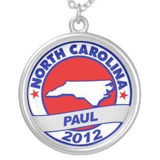 North Carolina Ron Paul Necklaces