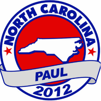 North Carolina Ron Paul Photo Cutout