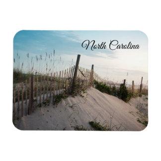 North Carolina Sand Dune Magnet