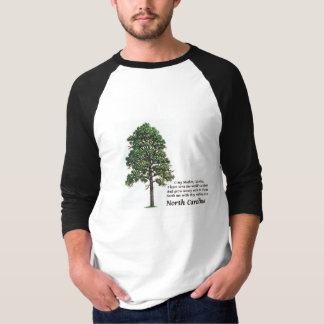 North Carolina Sighing Pines T-Shirt