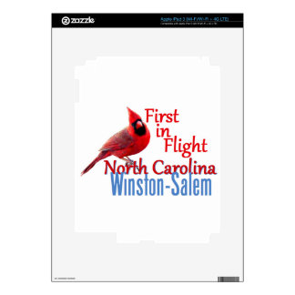 NORTH CAROLINA iPad 3 SKINS