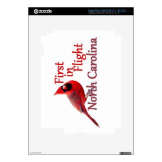 NORTH CAROLINA SKINS FOR iPad 3