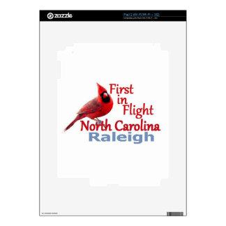 NORTH CAROLINA iPad 2 DECALS