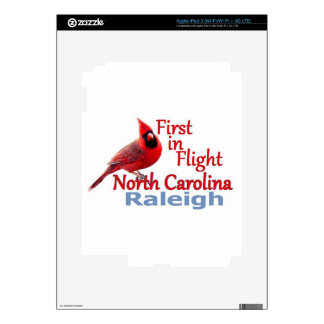 NORTH CAROLINA SKIN FOR iPad 3