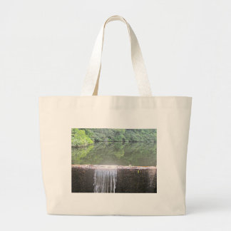 North Carolina Small Dam Canvas Bags