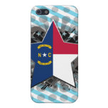 North Carolina Star Covers For iPhone 5