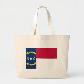 North Carolina State Flag bag