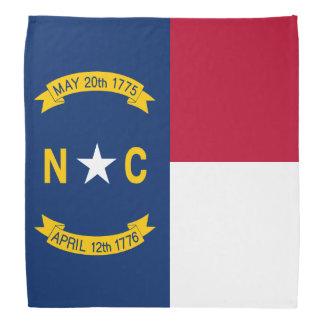 North Carolina State Flag Bandana
