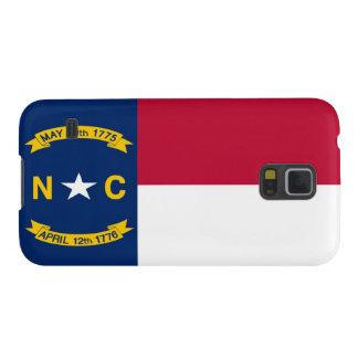 North Carolina State Flag Galaxy S5 Case