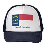 North Carolina State Flag Hats