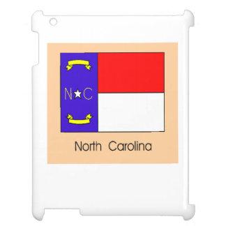 North Carolina State Flag iPad Cases