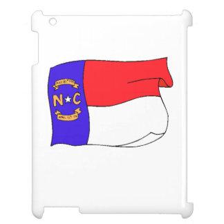 North Carolina State Flag Case For The iPad 2 3 4