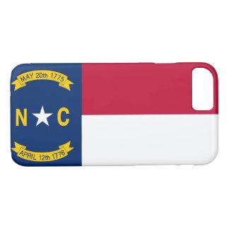 North Carolina State Flag iPhone 7 Case