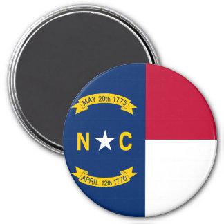 North Carolina State Flag Magnet