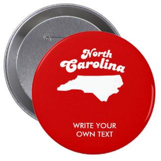 NORTH CAROLINA STATE MOTTO T-SHIRT T-shirt Pins