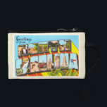"North Carolina State NC Vintage Travel Postcard- Change Purse<br><div class=""desc"">State,  North Carolina NC