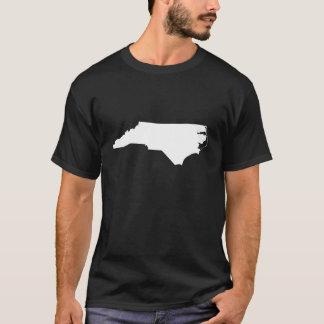 North Carolina State Outline T-Shirt