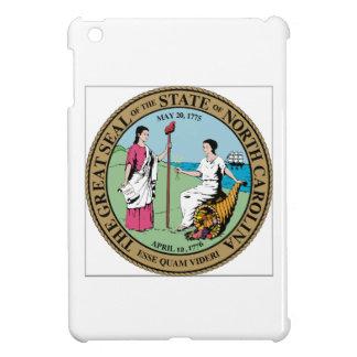 North Carolina State Seal iPad Mini Cover