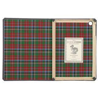 North Carolina State Tartan iPad Air Cover