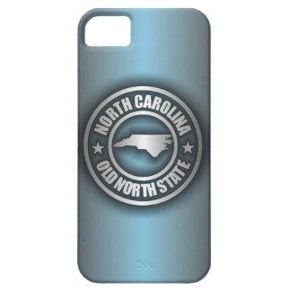 """North Carolina Steel 2"" iPhone SE/5/5s Case"
