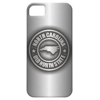 """North Carolina Steel"" iPhone SE/5/5s Case"