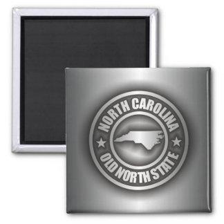"""North Carolina Steel"" Fridge Magnet"