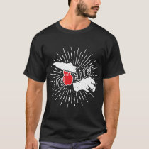 North Carolina Teacher Gift - NC Teaching Home T-Shirt