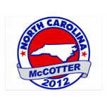 North Carolina Thad McCotter Post Cards