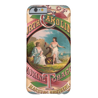 North Carolina Tobacco Ad 1879 Barely There iPhone 6 Case