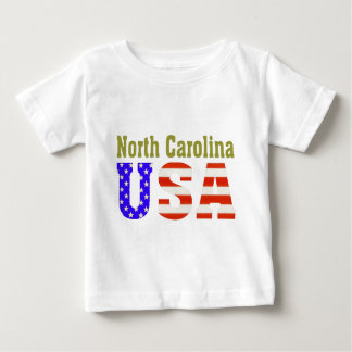 North Carolina USA! Baby T-Shirt