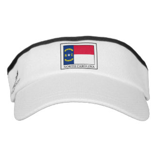 North Carolina Visor