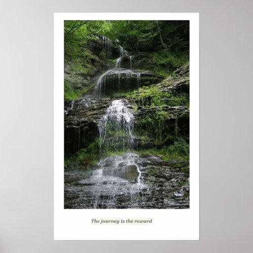 North Carolina Waterfall Posters Zazzle