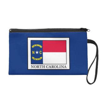 North Carolina Wristlet Purse
