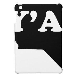 North Carolina Yall Cover For The iPad Mini