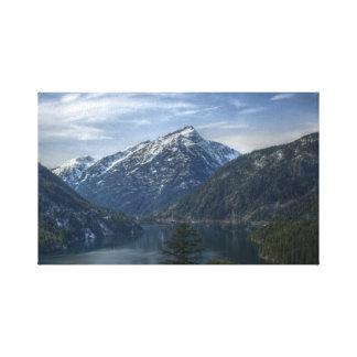 North Cascade Pass Collection Canvas Print