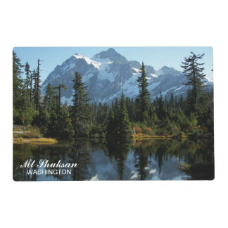 North Cascade Peaks Photo Placemat
